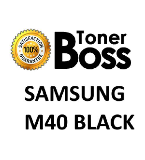 Cartuccia Compatibile Samsung M40 nera