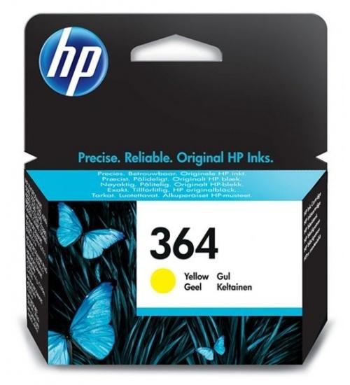 Cartuccia HP 364  giallo