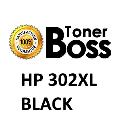 Cartuccia compatibile HP 302XL nera