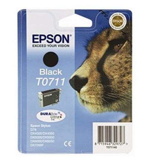 Cartuccia originale Epson T0711 nera