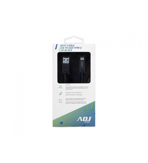 Cavo USB 2.0 da Type  A a Tyoe C fast charge da 1,5M