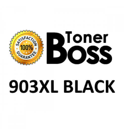 Cartuccia compatibile TonerBoss HP 903XL nera
