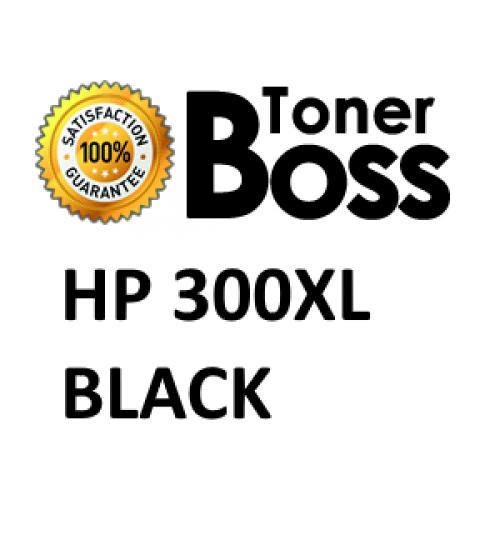 Cartuccia compatibile HP 300XL nera