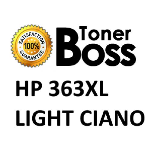 Cartuccia Compatibile HP 363XL light ciano
