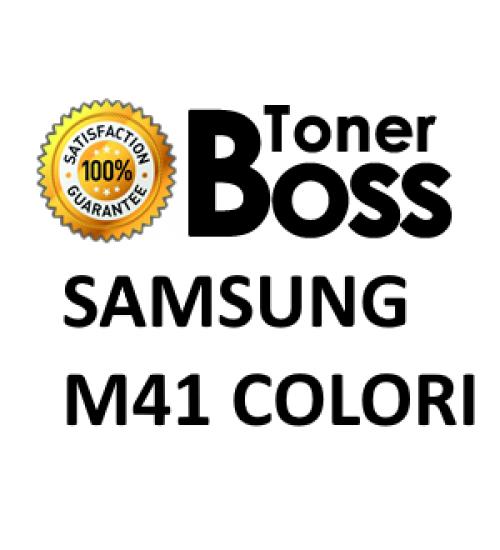 Cartuccia compatibile Samsung M41 colori