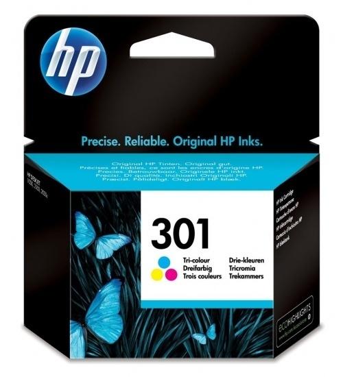 Cartuccia HP 301 a colori