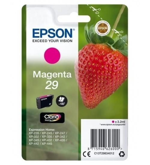 Cartuccia Epson 29 magenta