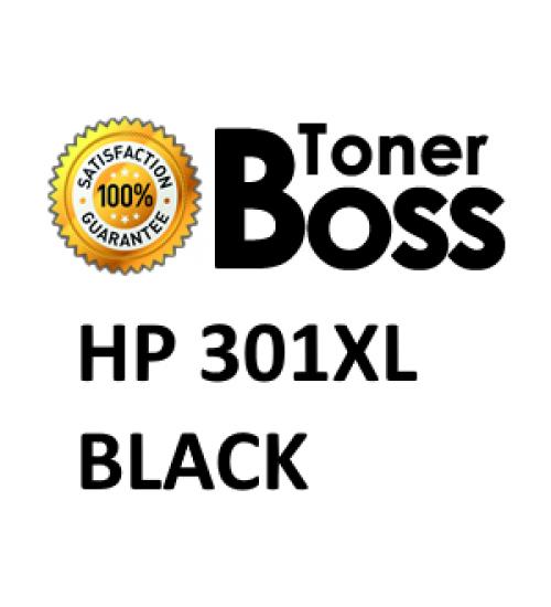 Cartuccia compatibile HP 301XL BK