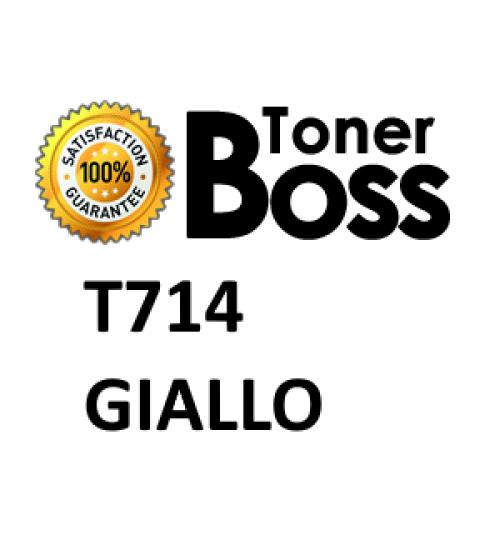 Cartuccia Compatibile T714 Gialla