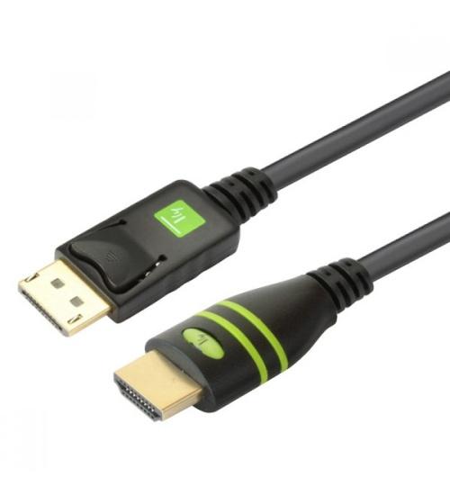 Cavo Convertitore da DisplayPort a HDMI 2 m