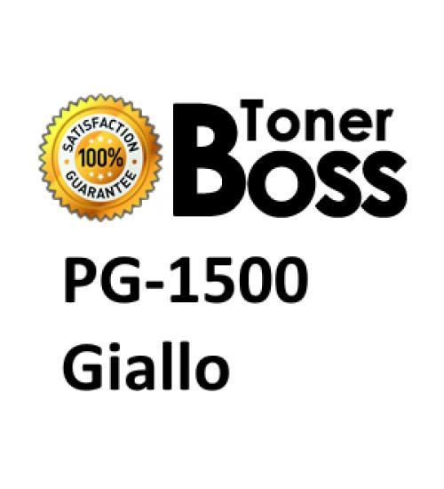 Cartuccia Compatibile CANON PG-1500 giallo