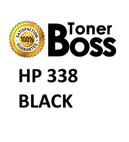 Cartuccia compatibile HP 338 Nera