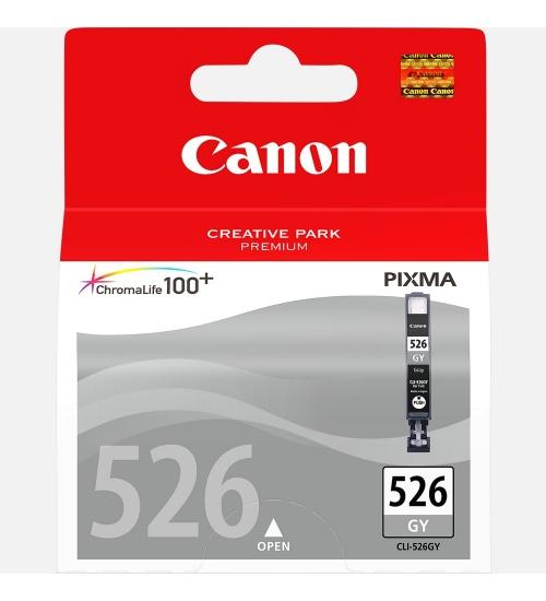 Cartuccia Canon CLI526 Grigia 9ml